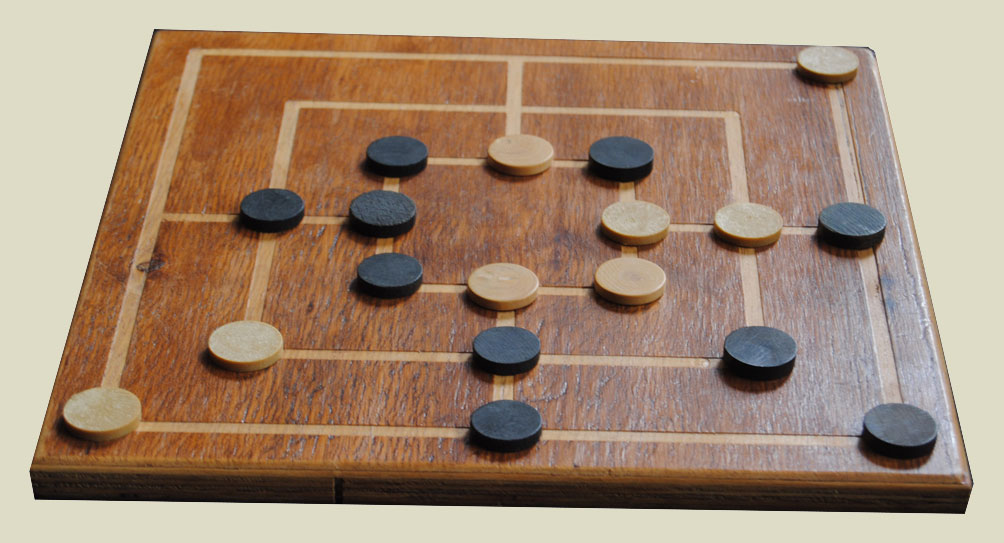 Marelles  Location de jeux traditionnels en bois dans le Nord